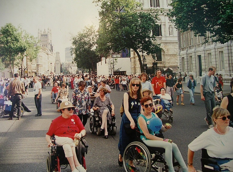 1994 Rights Now London